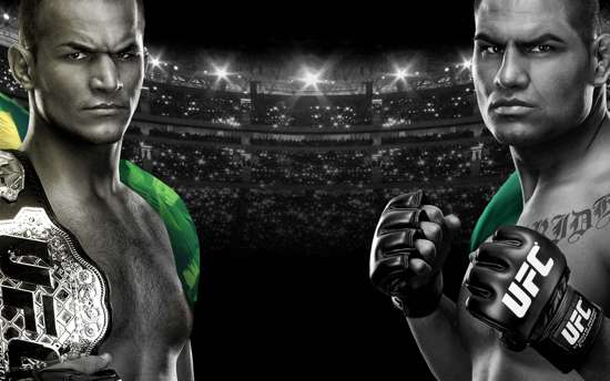 20 Best HD UFC Wallpapers for Your Desktops HybridLava   Part 2 550x344