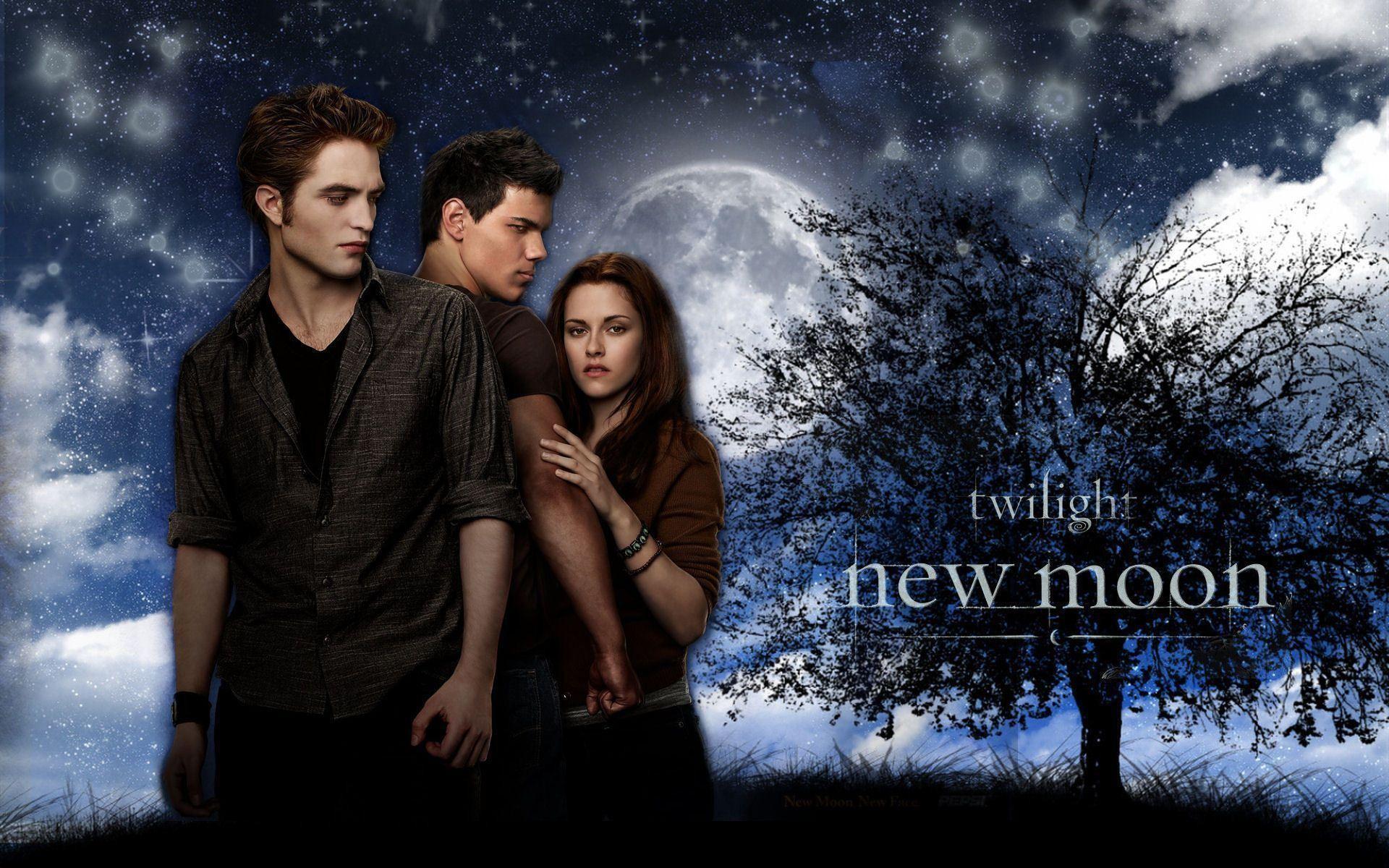 Twilight Saga New Moon Wallpaper 59 images 1920x1200