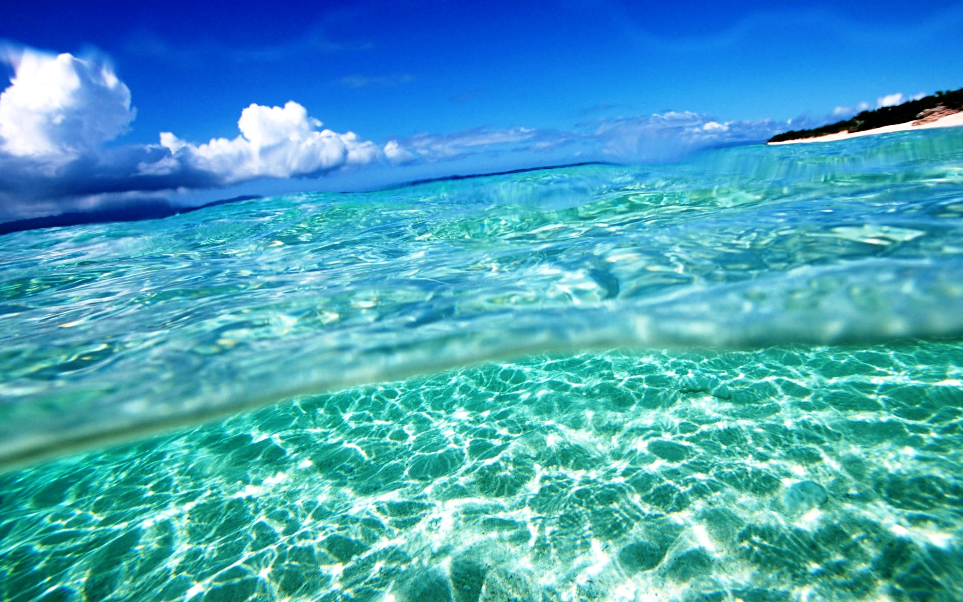 Summer Screensavers And Wallpaper Clear Water photos 1920x1200
