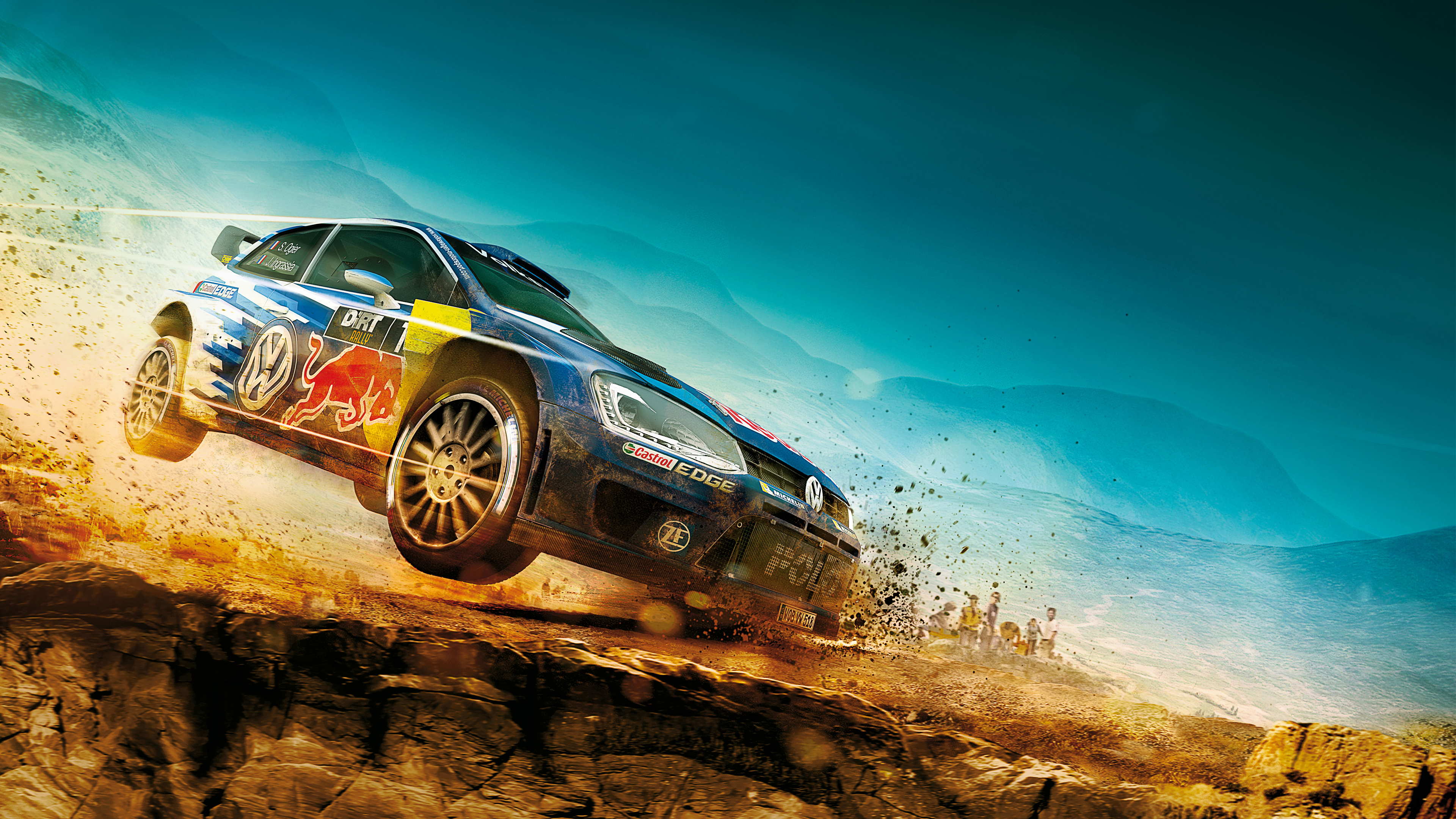 DiRT Rally Wallpapers HD Wallpapers 3840x2160