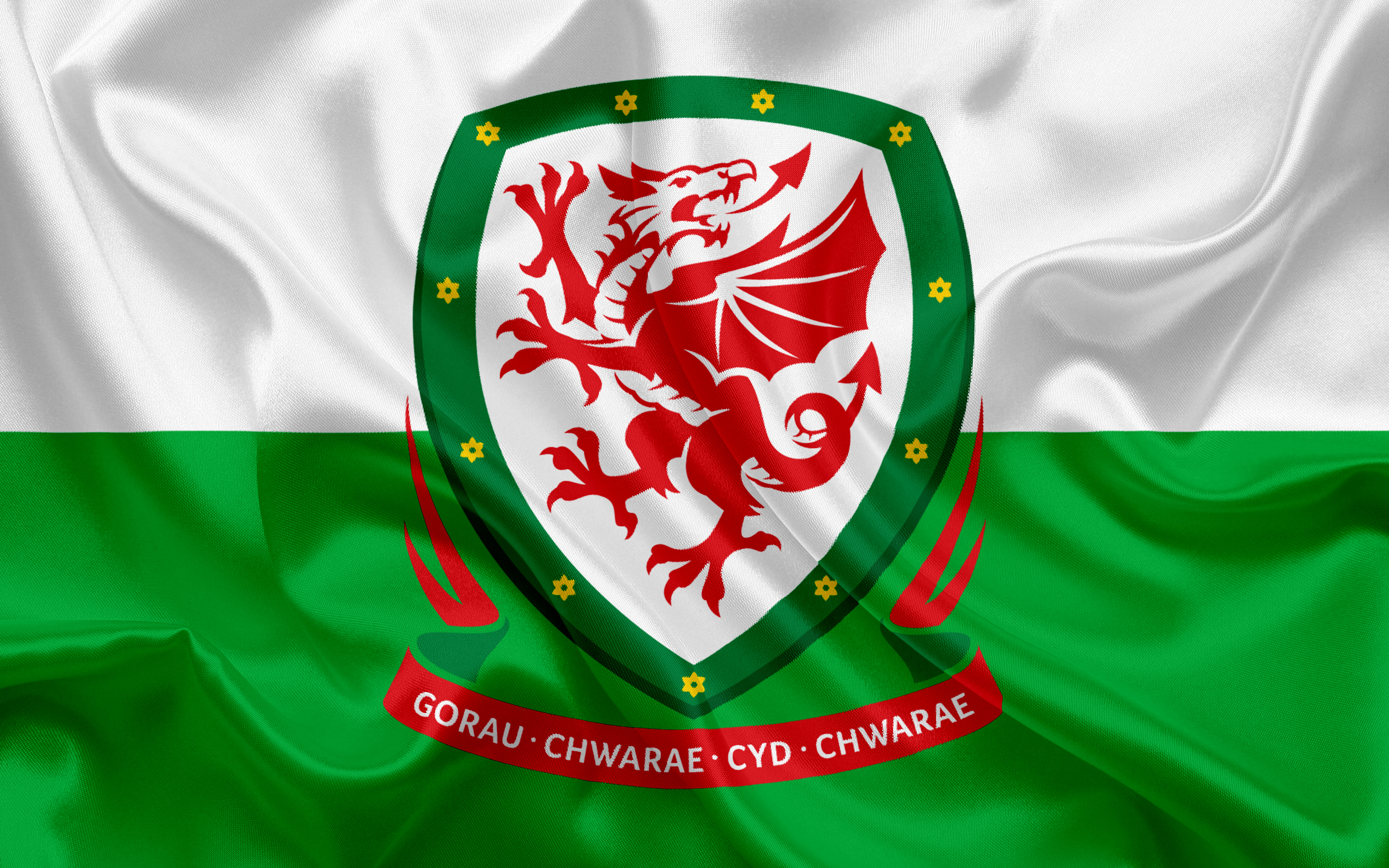Wales National Football Team HD Wallpaper Background Image 2560x1600