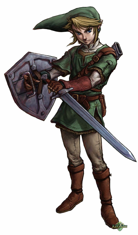 Most viewed The Legend Of Zelda Twilight Princess wallpapers 4K 882x1500