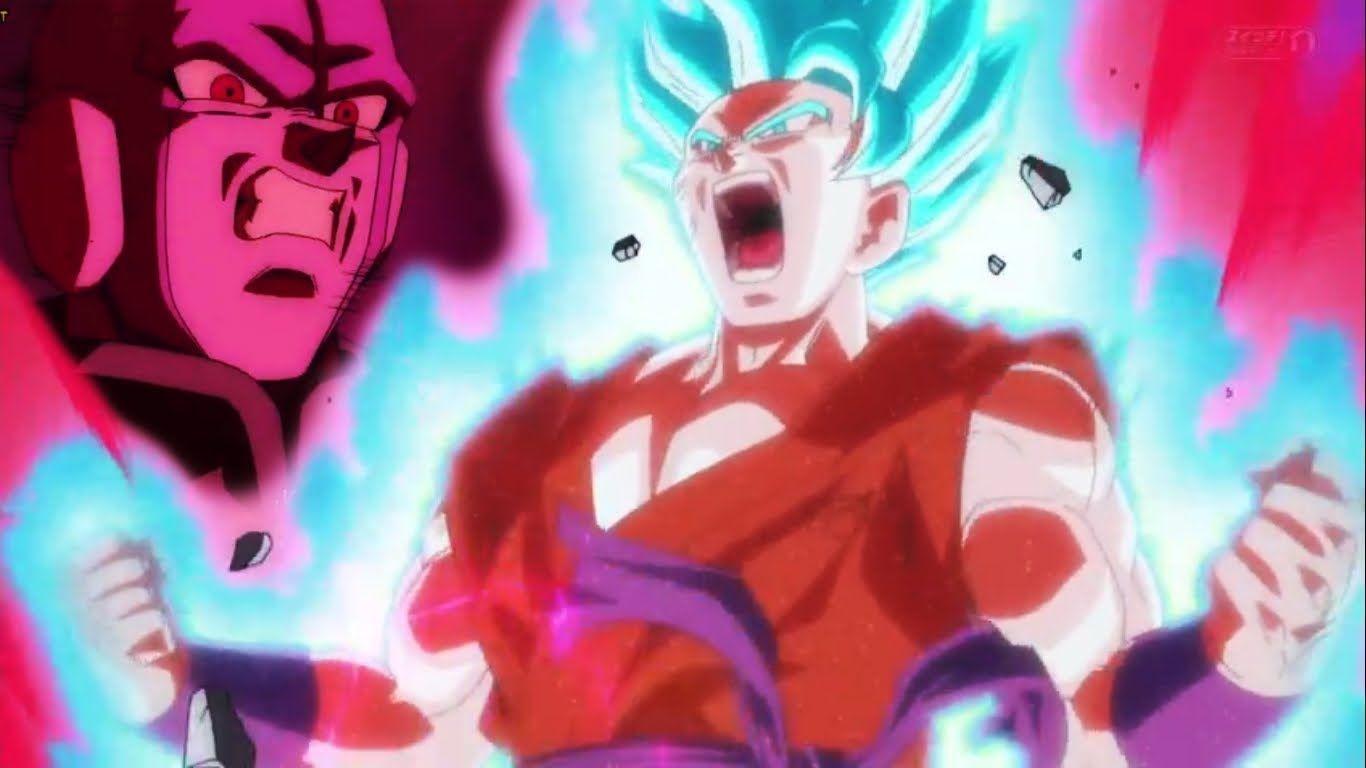 Goku Kaioken Wallpapers   Top Goku Kaioken Backgrounds 1366x768