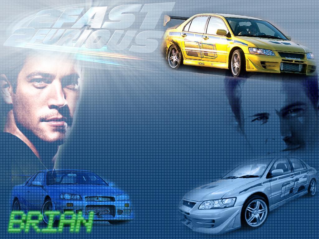 Fast 2 Furious wallpaper 2 Fast 2 Furious 1024x768