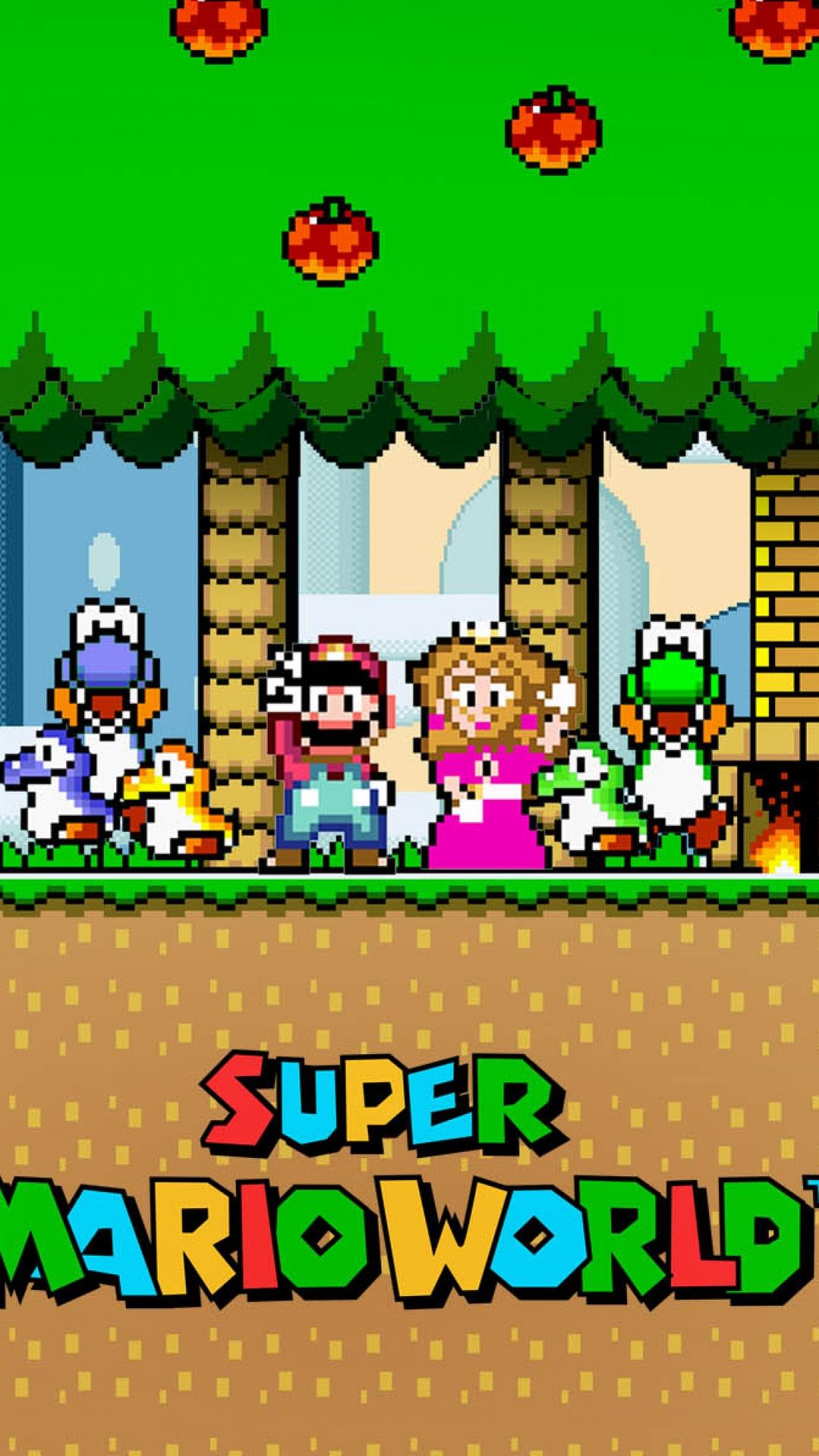 Free Download Super Mario World Wallpapers 39 Desktop Images Of