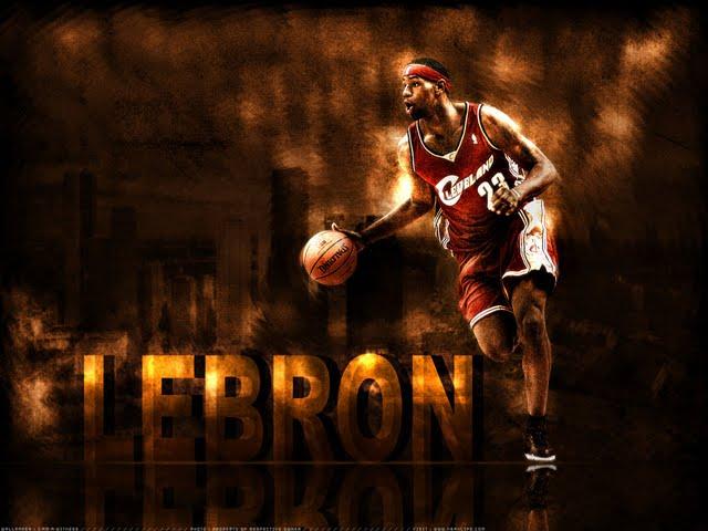 NBA Basketball: Cavs Wallpapers : NBA Cleveland Cavaliers LeBron James ...
