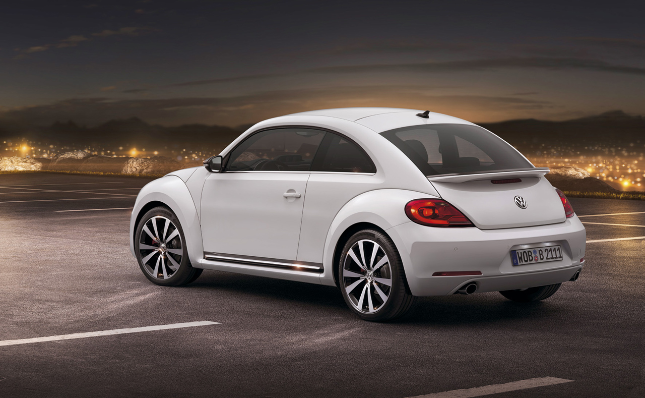 2012 Volkswagen Beetle Wallpaper 1280x789