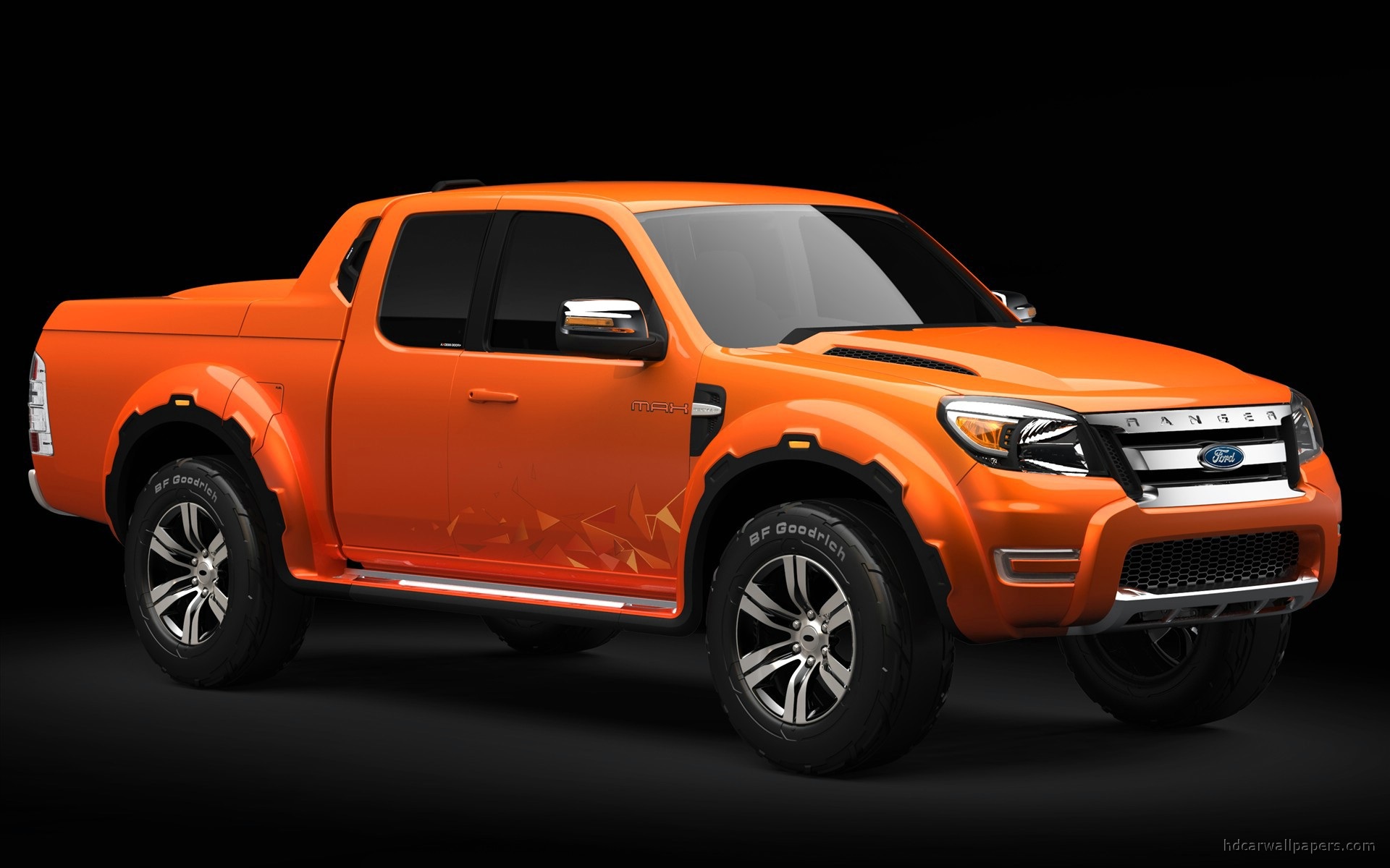 Ford Ranger Max Concept Desktop and mobile wallpaper Wallippo 1920x1200