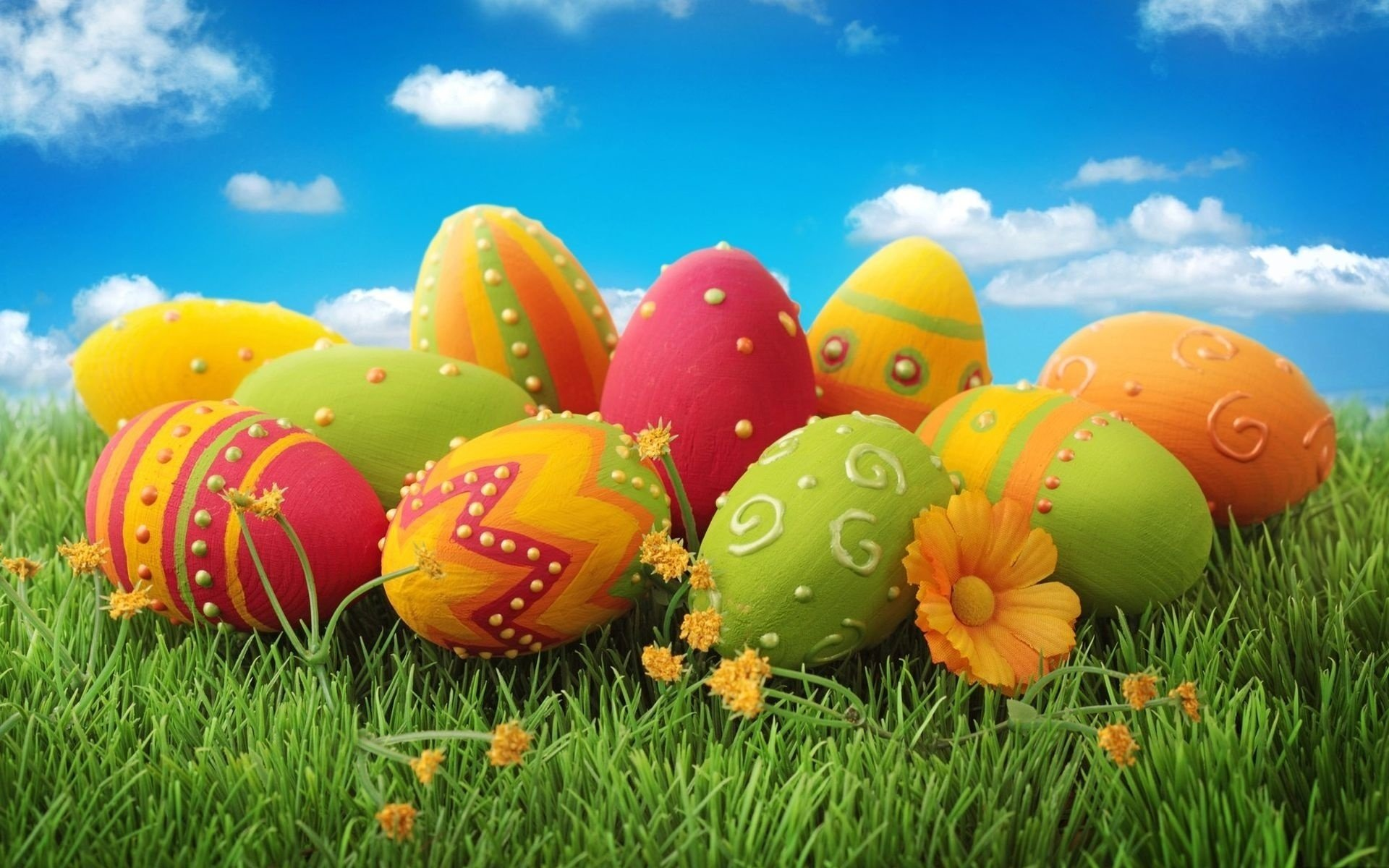 Easter Holiday HD Wallpaper   StylishHDWallpapers 1920x1200