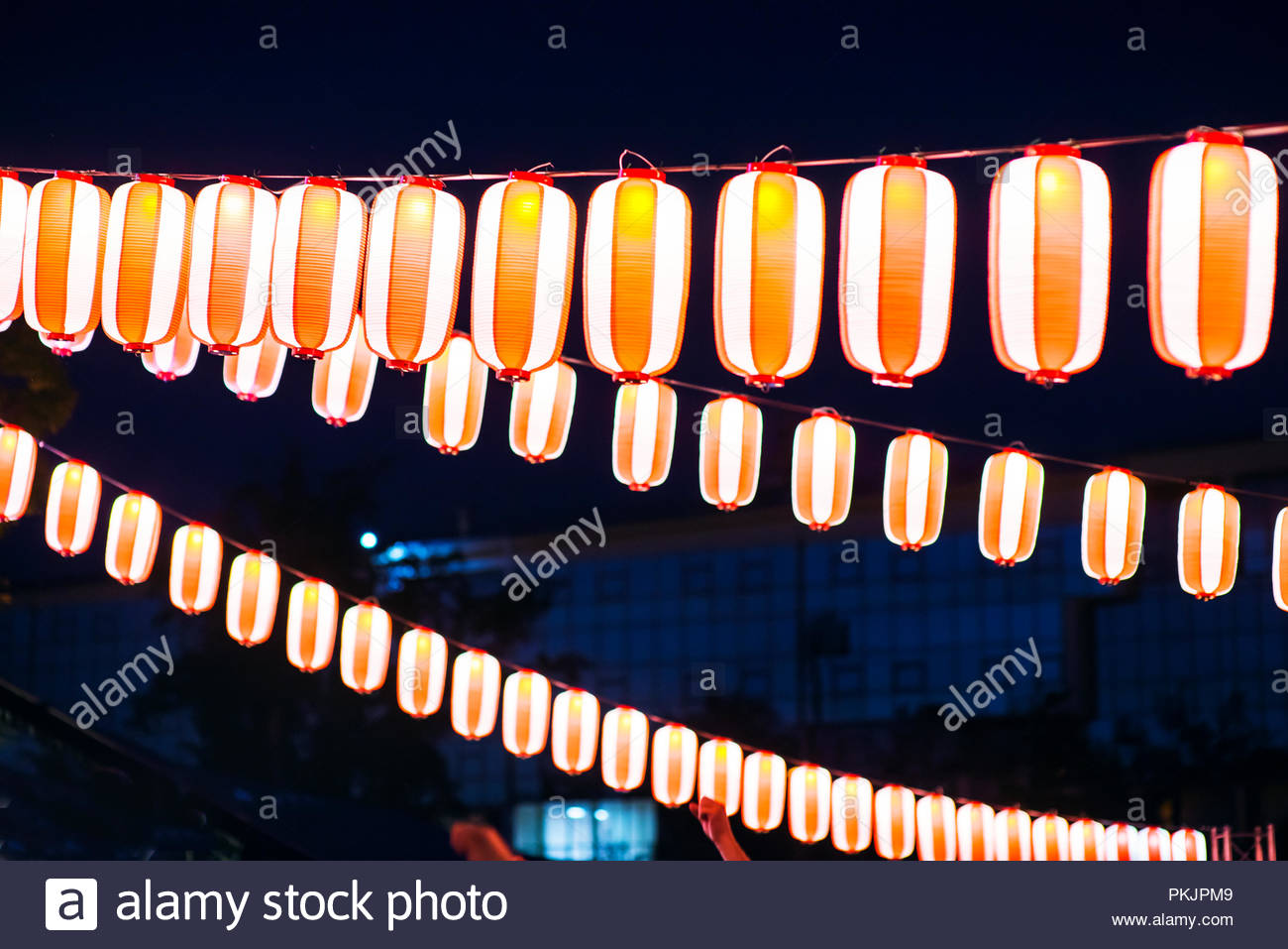 Paper lanterns has been in existent in china japan and korea for 1300x957