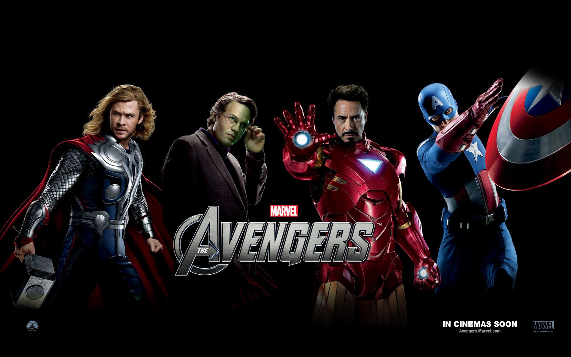 Avengers Banner wallpaper   866065 1920x1200