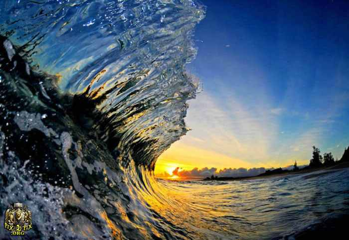 and Beautiful HD images of Sea Waves Photography of Clark Little 700x482