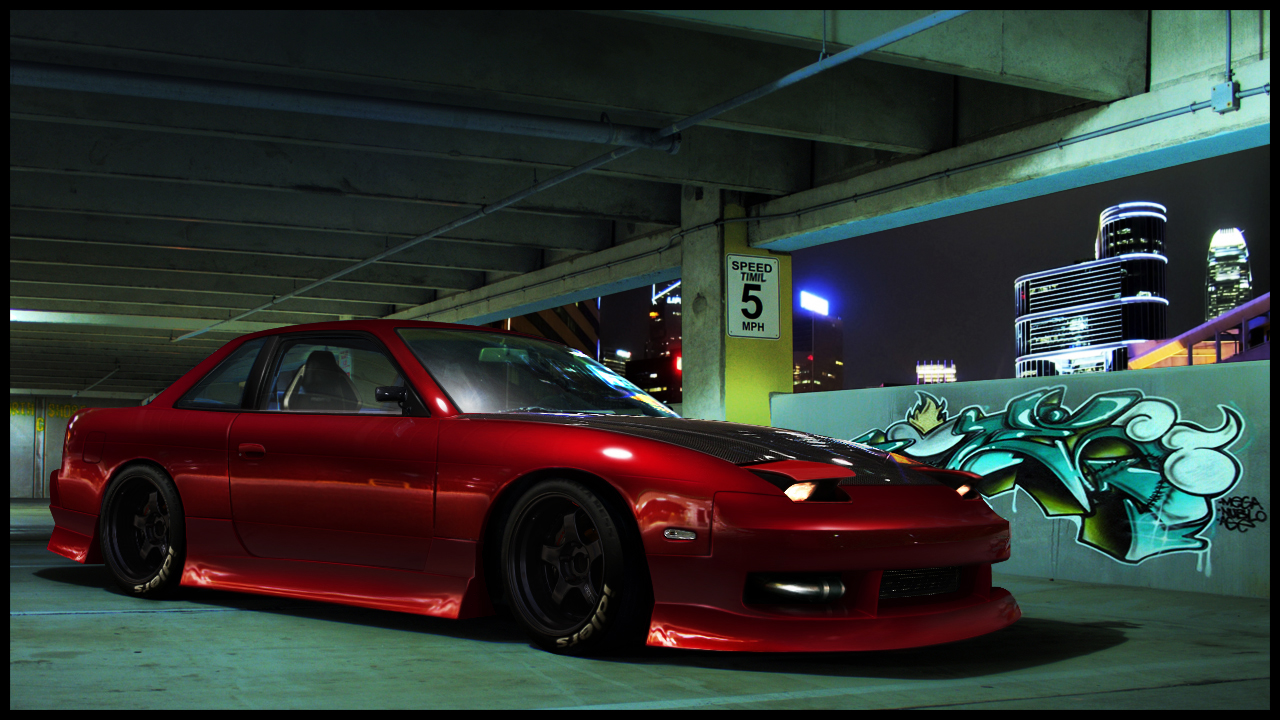 Nissan 240sx Wallpaper - WallpaperSafari