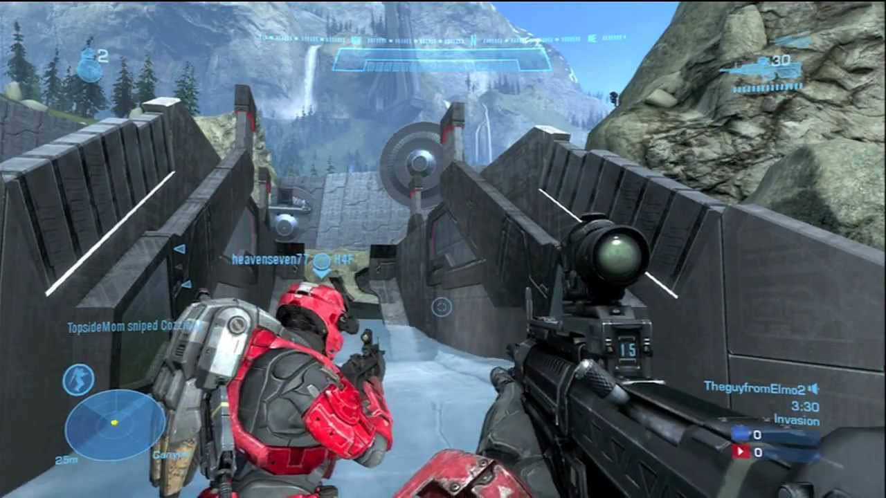 Pin Epic Halo Reach Wallpapers 1280x720