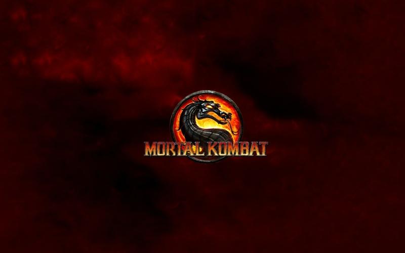 kombat logos mortal kombat logo Video Games Mortal Kombat HD Wallpaper 800x500