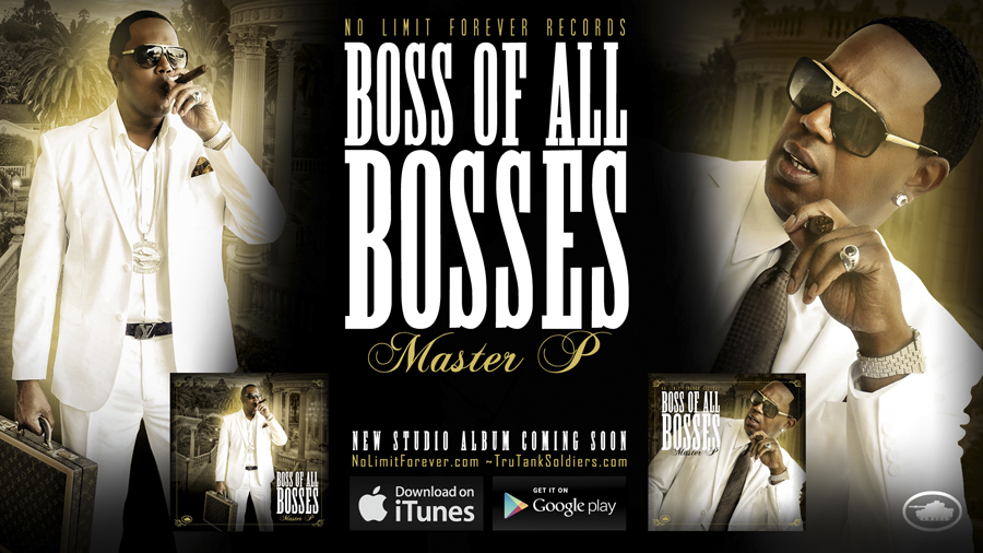 Master P   Boss Of All Bosses Coming Soon Kanye West Forum 900x506