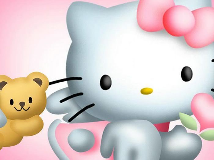 free wallpaper screen savers Hello Kitty Wallpapers And Screensavers 700x525