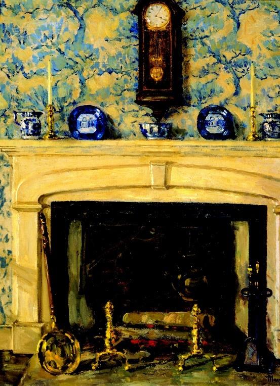 Blue Chinoiserie wallpaper Blue White in Art Pinterest 553x764
