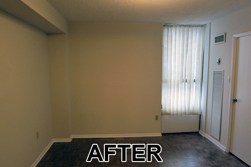 wallpaper removal and installation process after 800x533