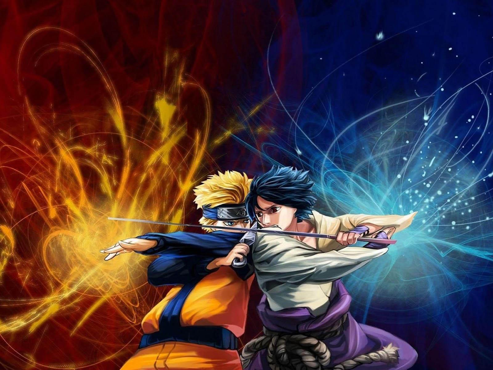 Wallpaper Naruto Windows 7