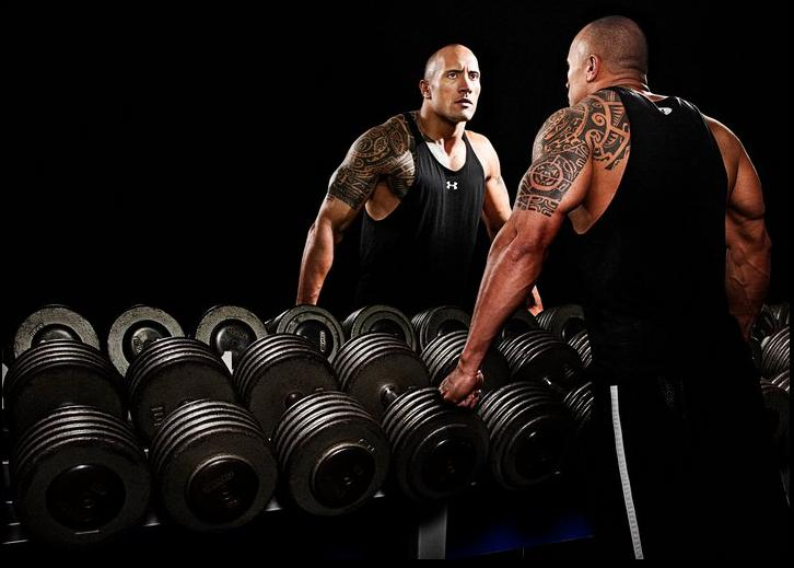 ALL SPORTS PLAYERS Wwe The Rock New HD Wallpapers 2013 726x519