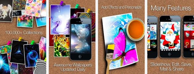 Android Wallpaper Apps to make your device look cool Android 630x242