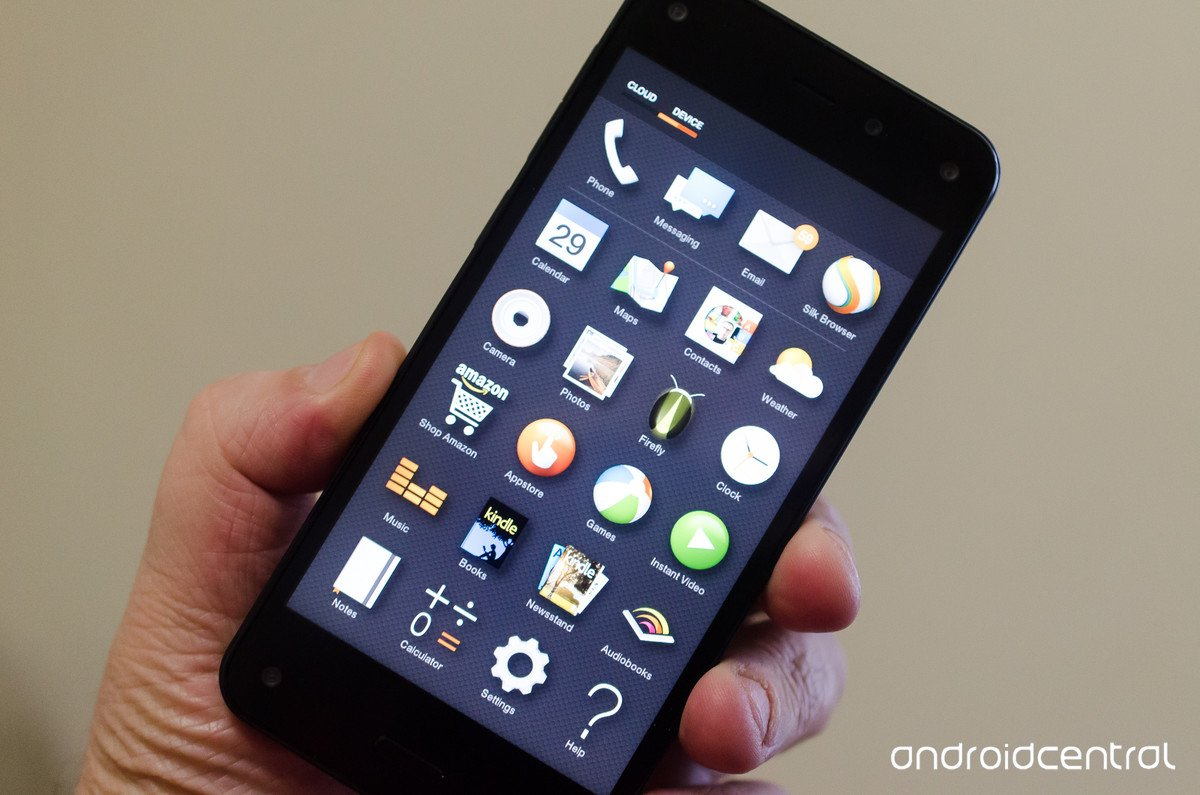Amazon Fire Phone update brings KitKat new keyboard options and much 1200x795