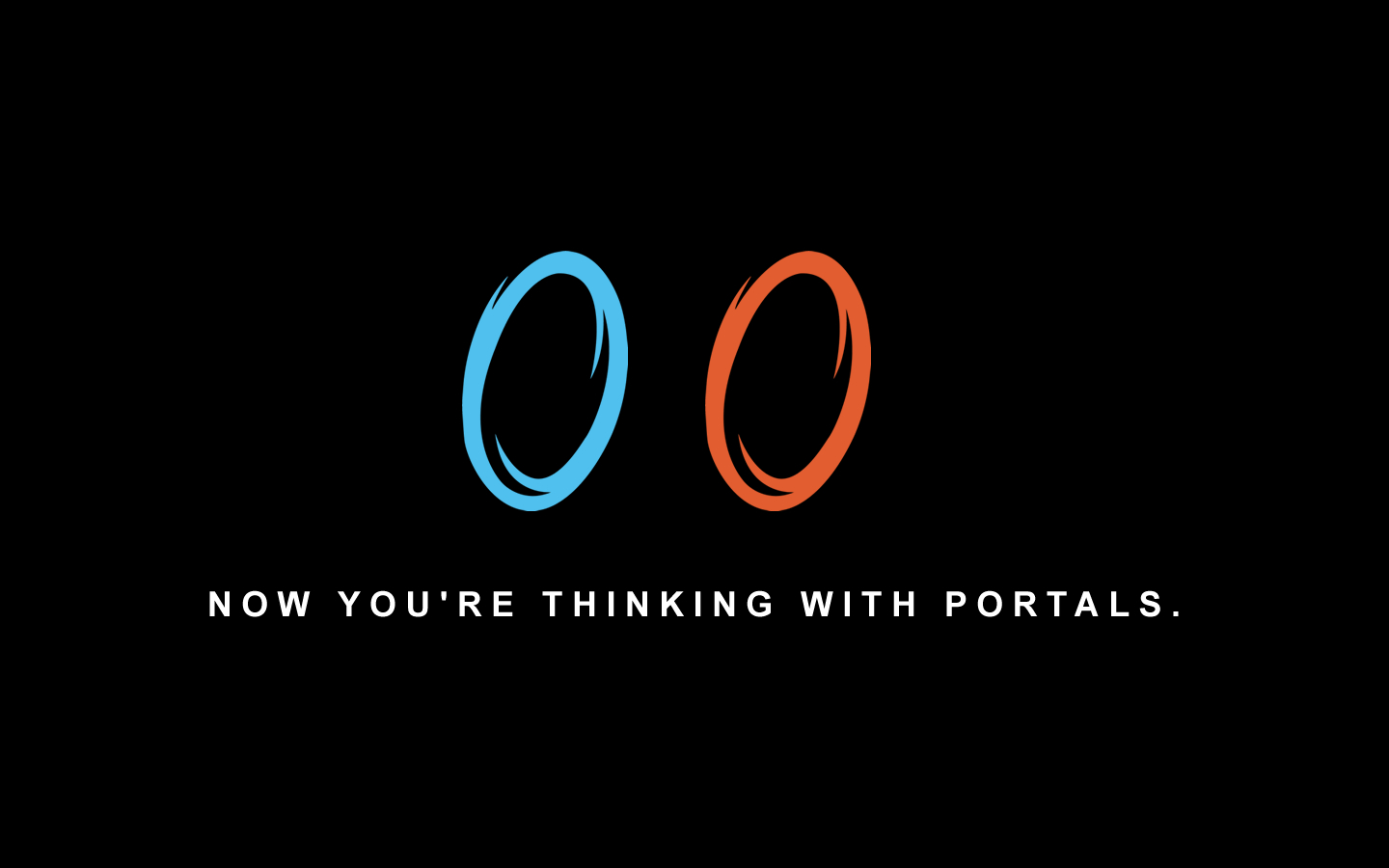 Portal Computer Wallpapers Desktop Backgrounds 1440x900 ID24525 1440x900