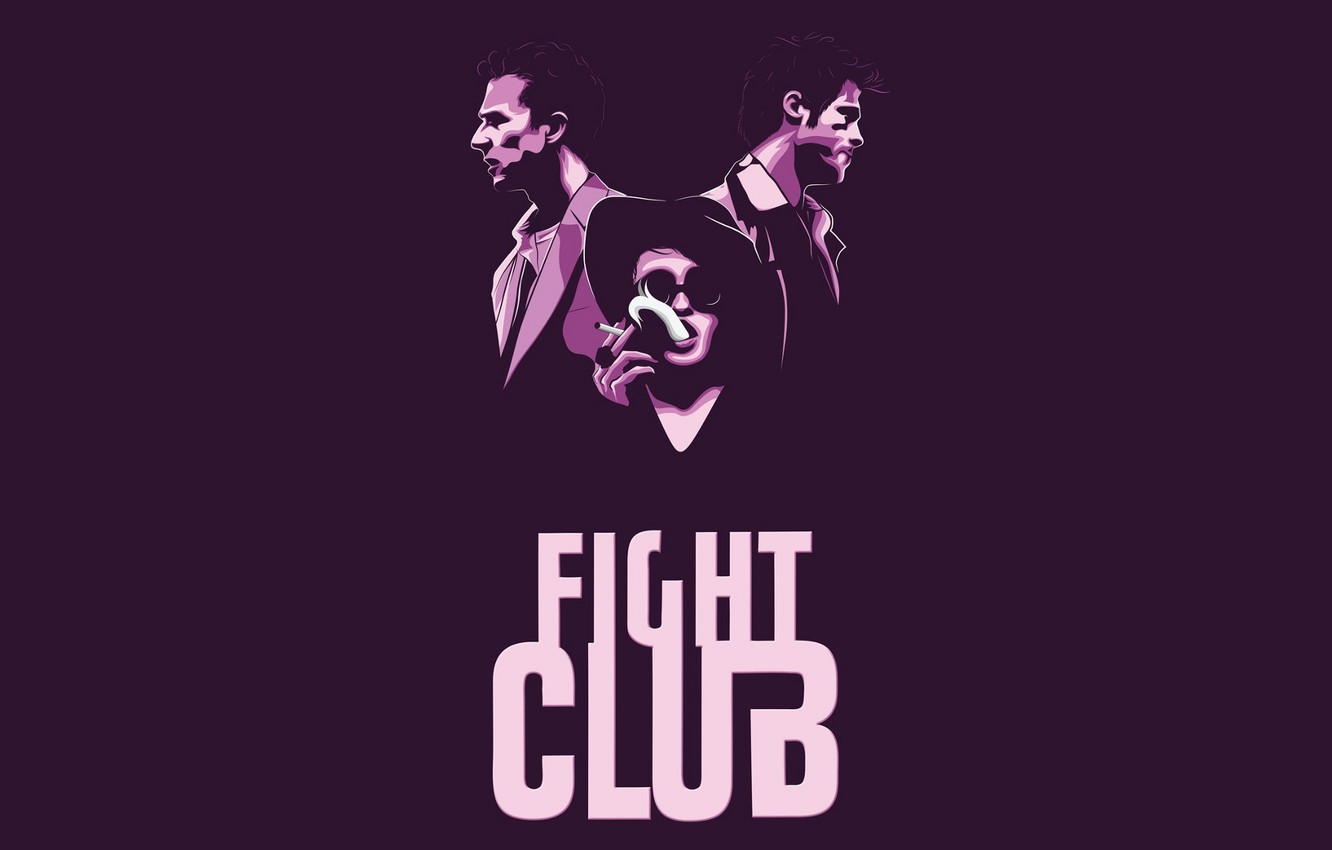 Wallpaper fight club fight club chuck palahniuk images for 1332x850