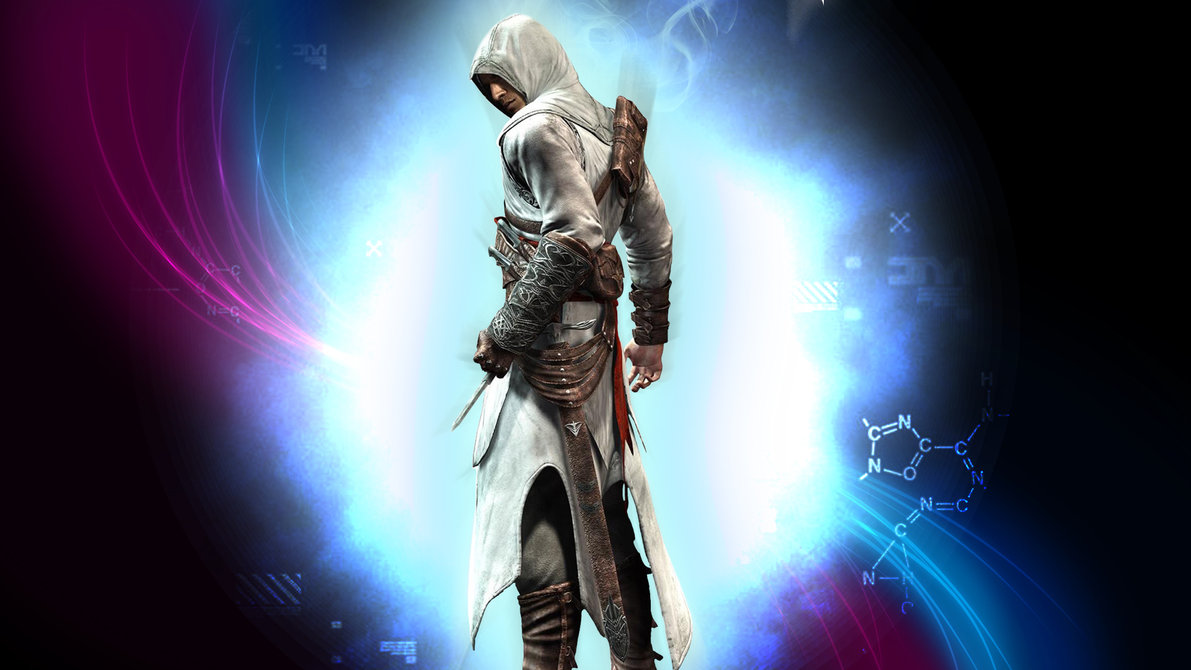 Altair Wallpaper by andyNroses 1191x670