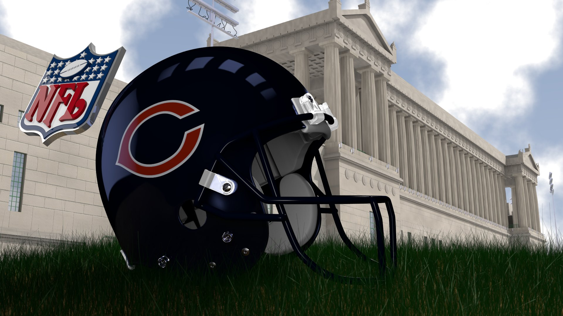 Chicago Bears id 190979 1920x1080
