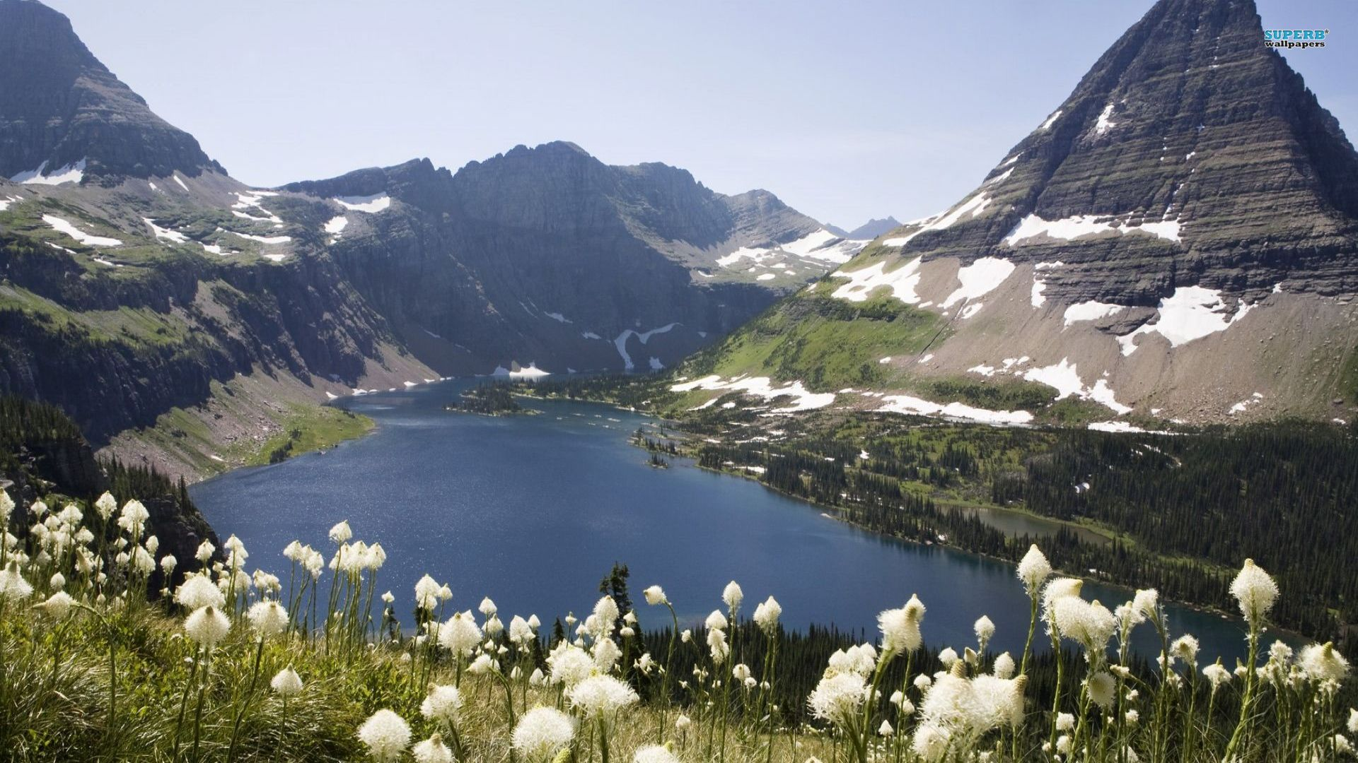 Glacier National Park HD Wallpaper Full HD Pictures 1920x1080