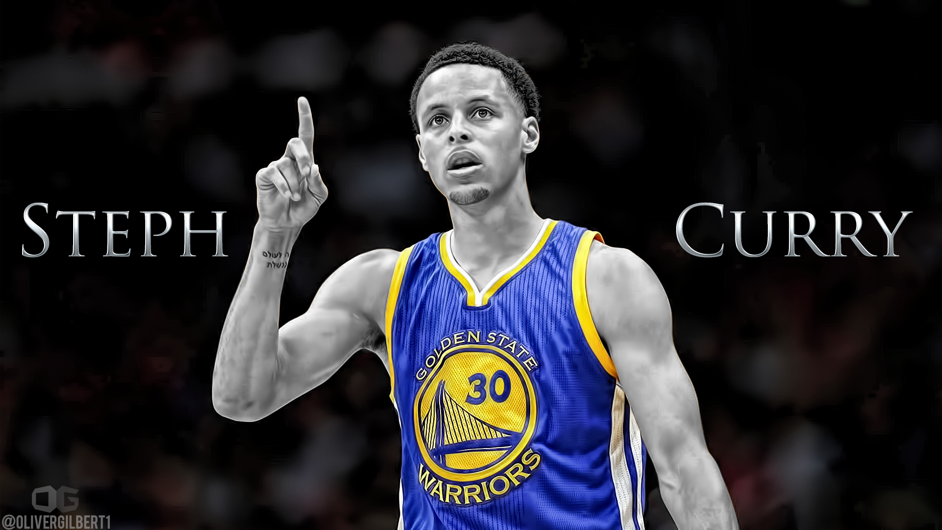 Steph Curry Wallpaper by Hecziaa 1920x1080