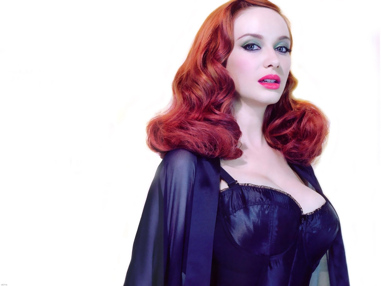 Christina Hendricks 1600x1200