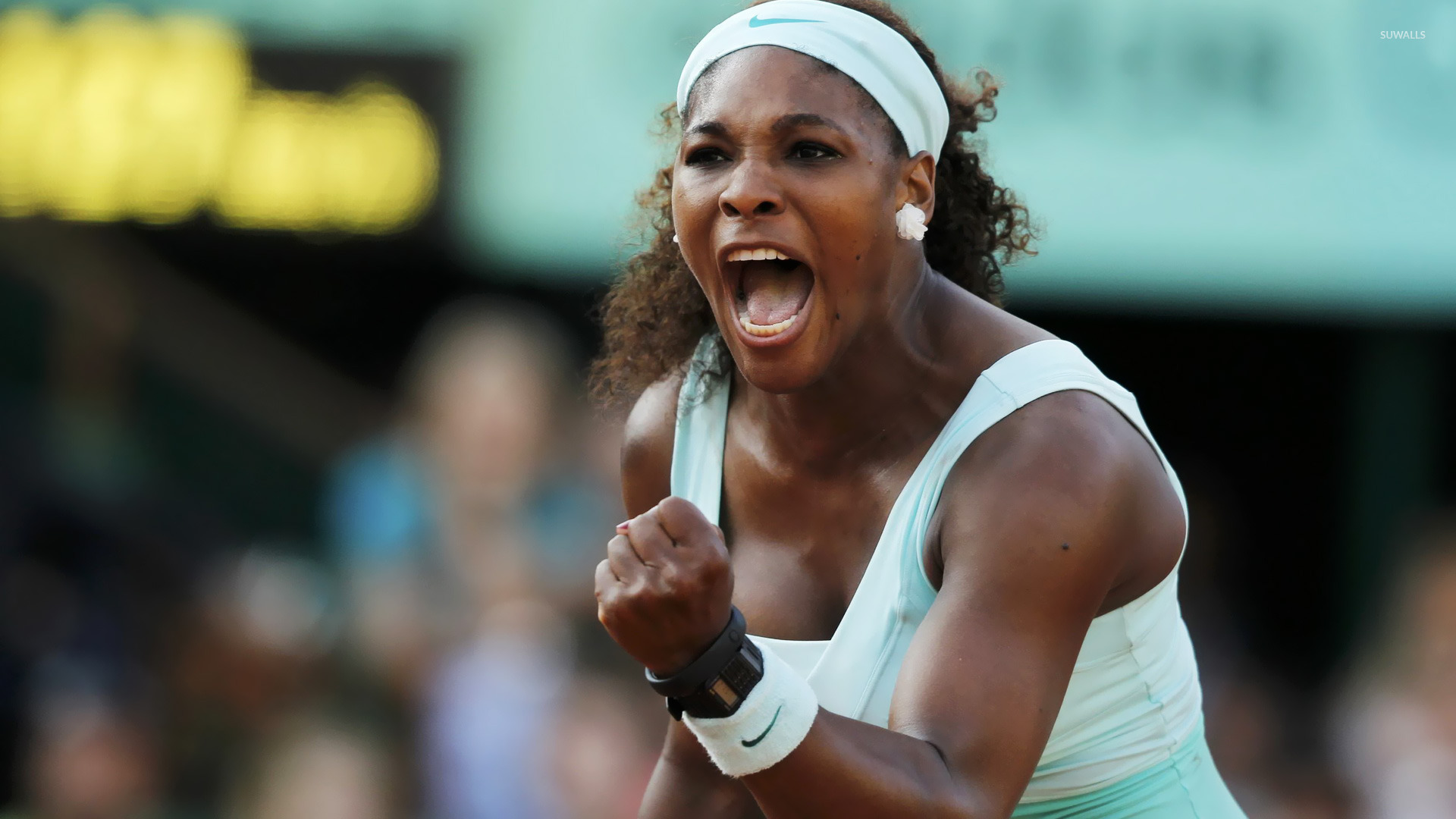 Serena Williams [4] wallpaper   Sport wallpapers   25157 1920x1080