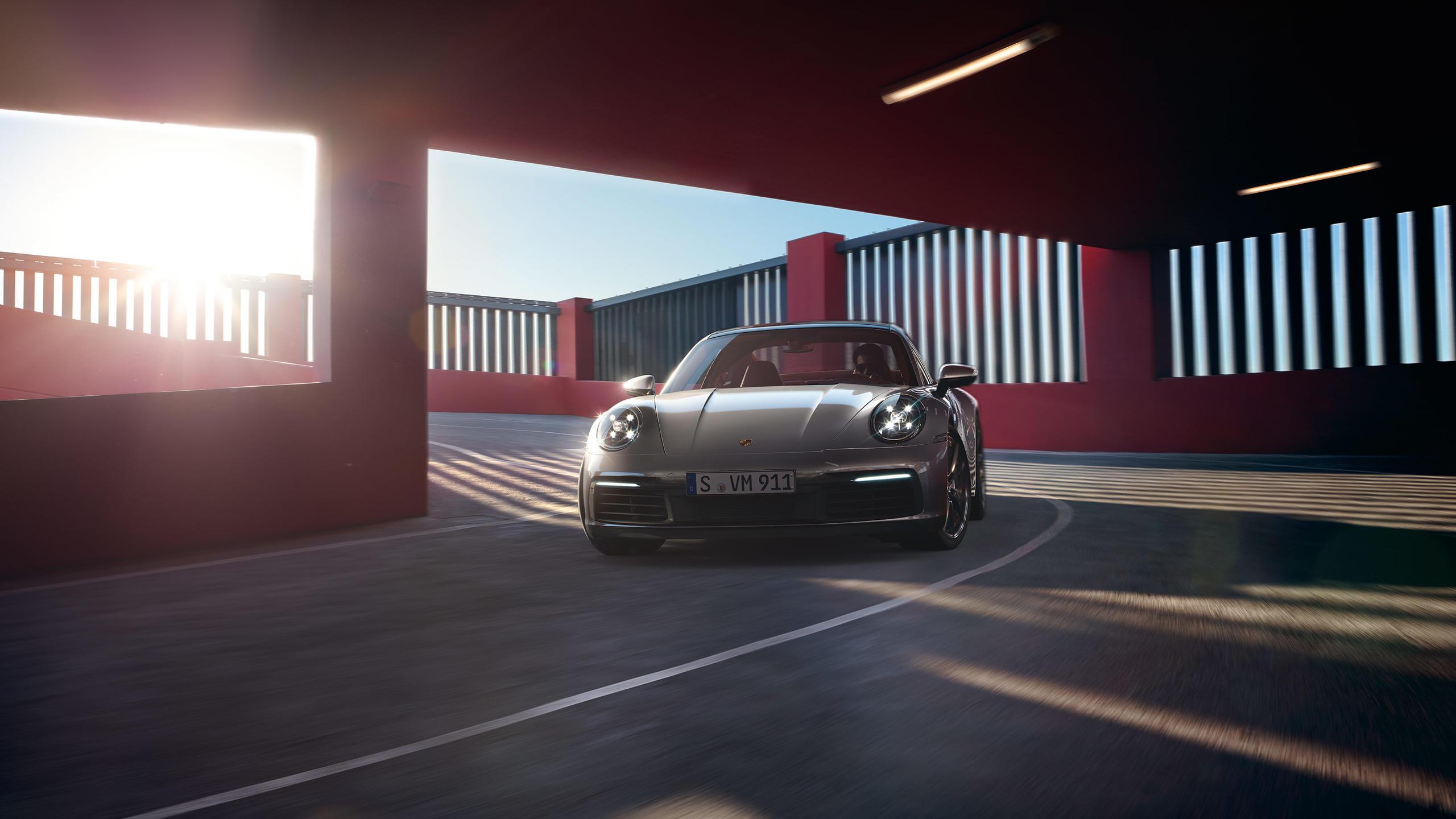 2020 Porsche 911 Carrera S Cabriolet Porsche Qubec 2560x1440