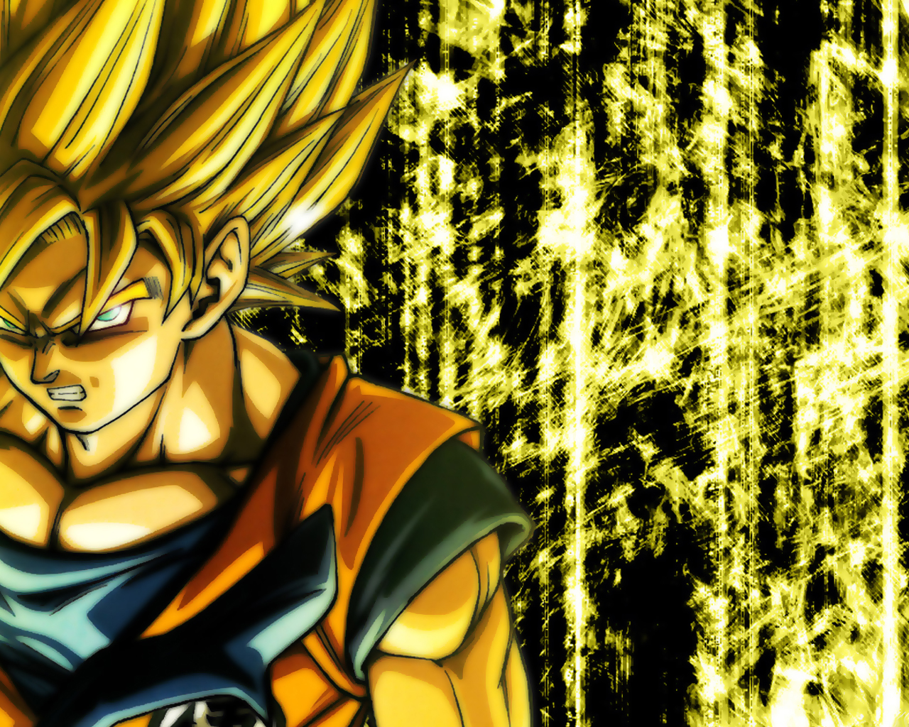 Son Goku Wallpaper  WallpaperSafari