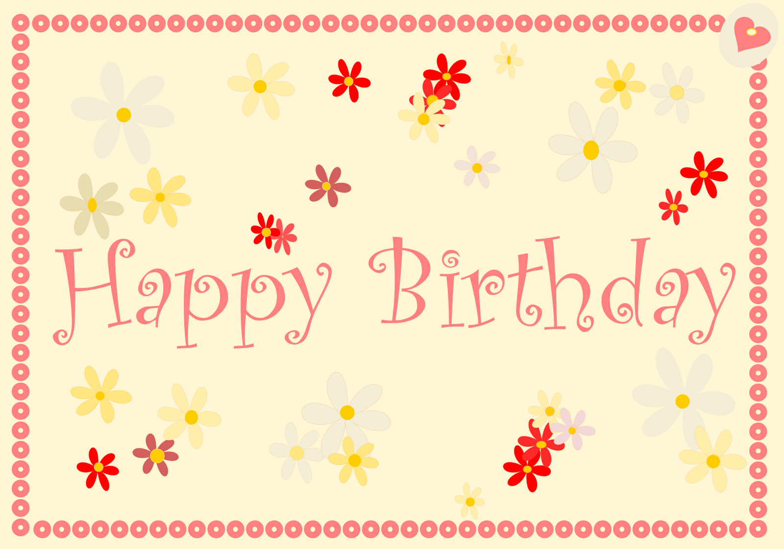 Free Wallpaper Birthday Card WallpaperSafari – Birthday Greetings Download Free
