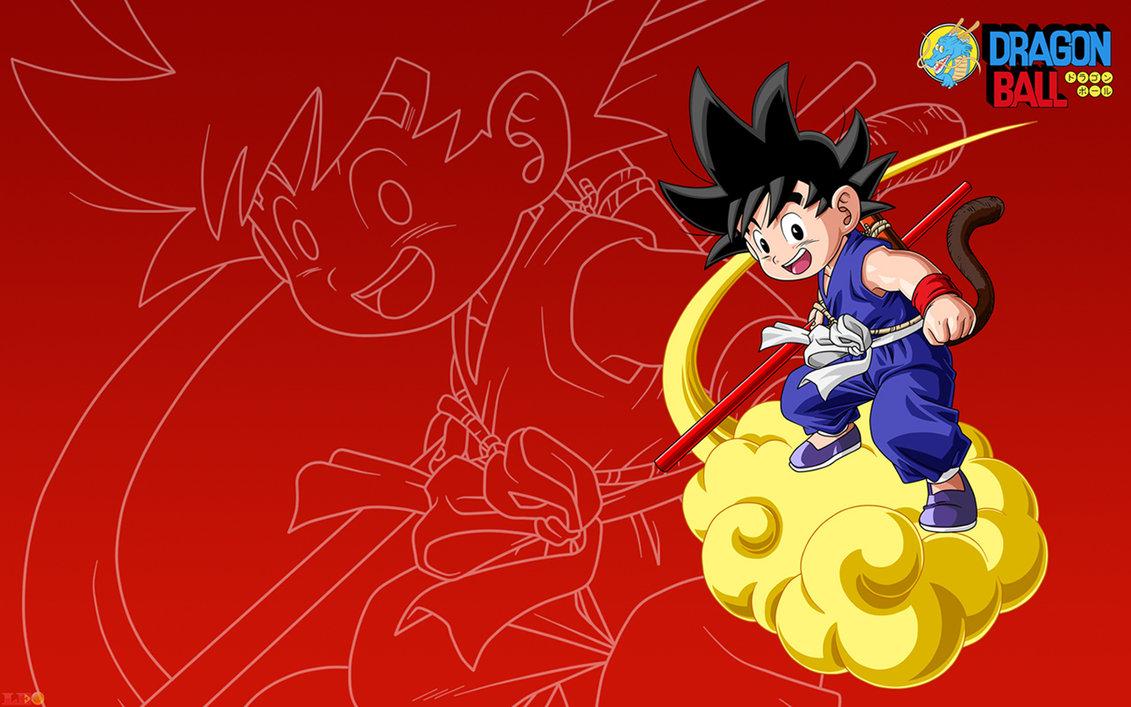 74 Kid Goku Wallpaper On Wallpapersafari