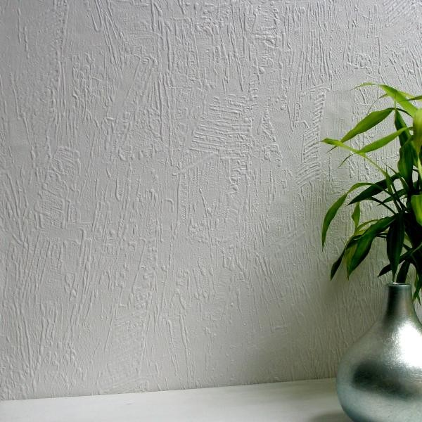 Stucco Paintable Anaglypta Pro Wallpaper Warehouse 600x600