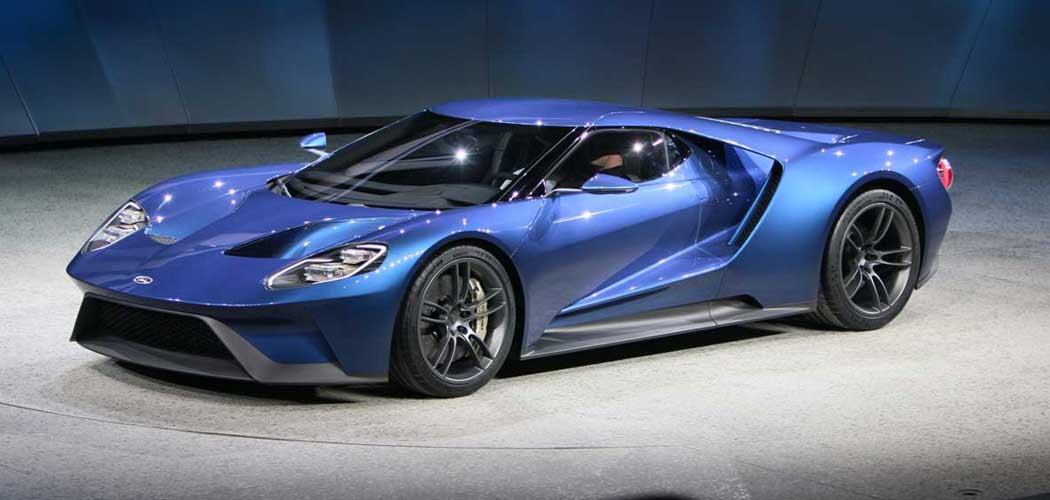 New 2016 Ford GT Price and Planned Production Numbers Autofluence 1050x500