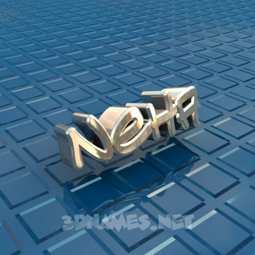 Free download 3d Name Wallpaper Neha