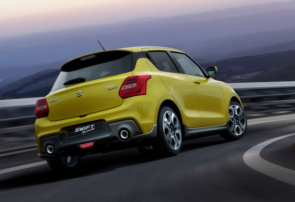 Suzuki Swift Sport 2018 wallpaper 1600x1100 1257700 1019x700