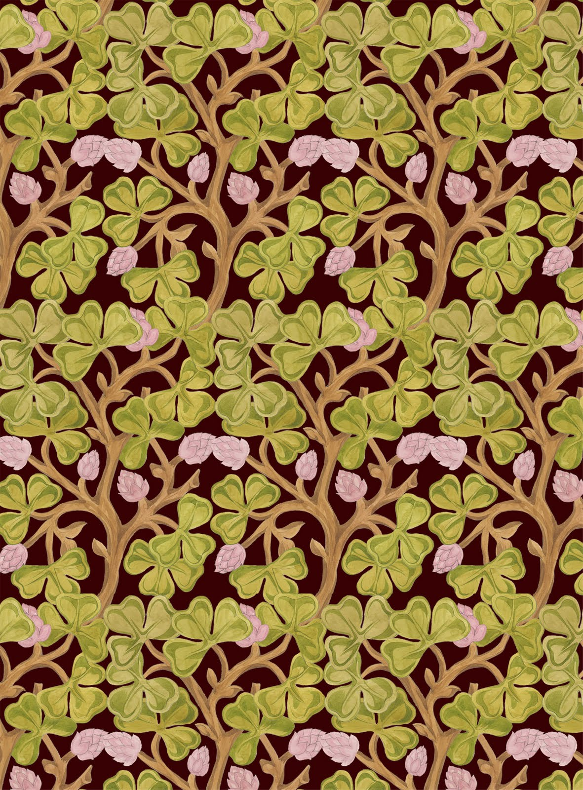 48 Historic Art Nouveau Wallpaper On Wallpapersafari