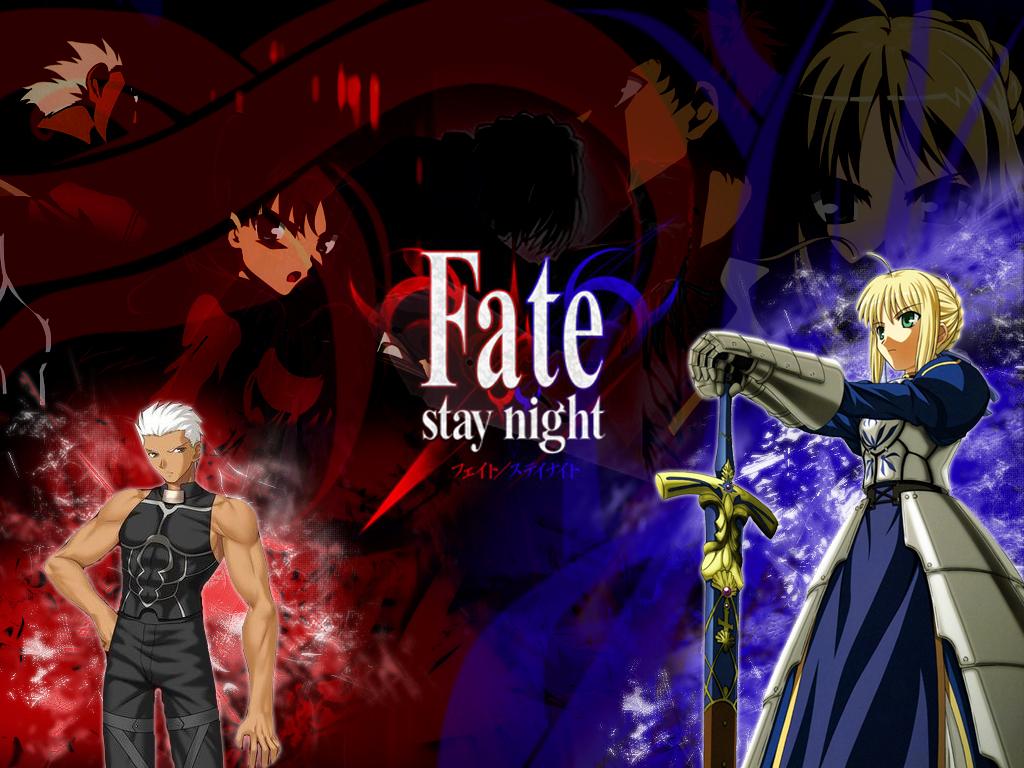 Fate Stay Night Wallpaper   Galerie Wallpaper 1024x768