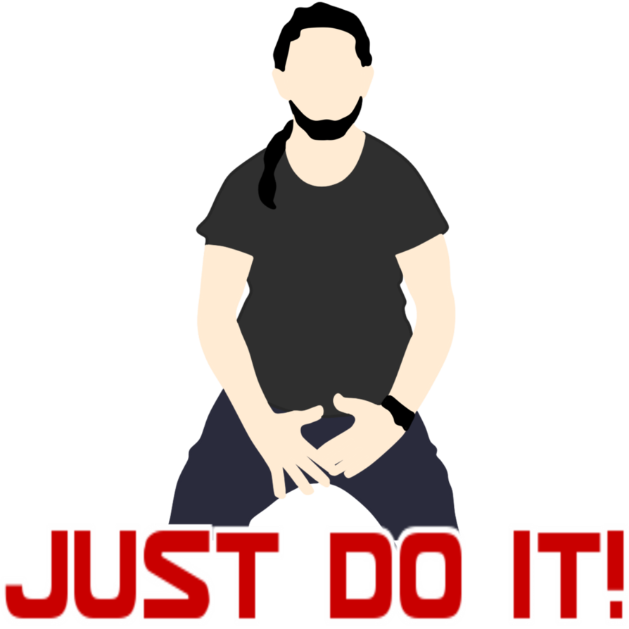 Shia LaBeouf JUST DO IT by Bethabomb 894x894