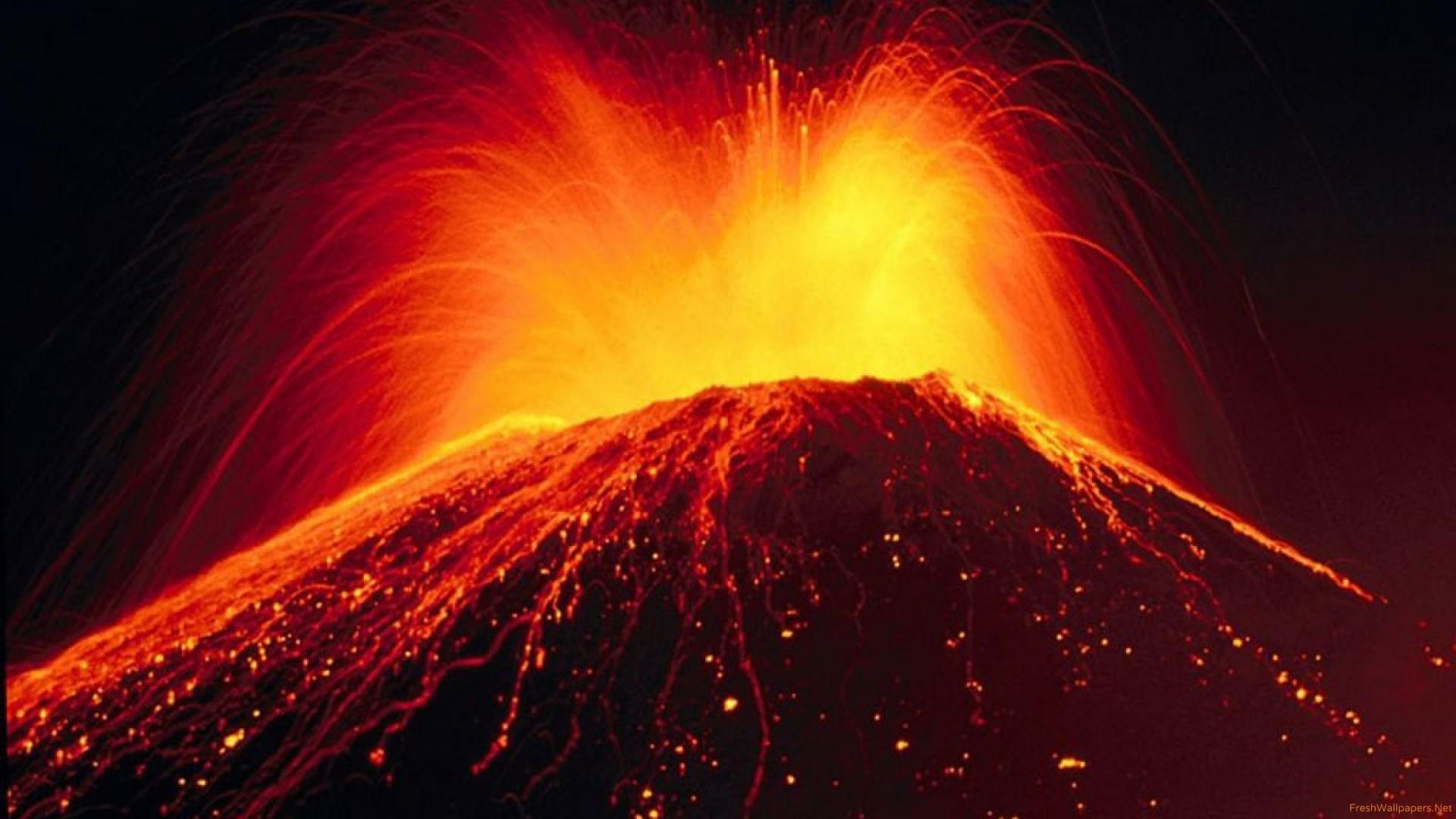 Volcano Wallpaper 12   1920 X 1080 stmednet 1920x1080