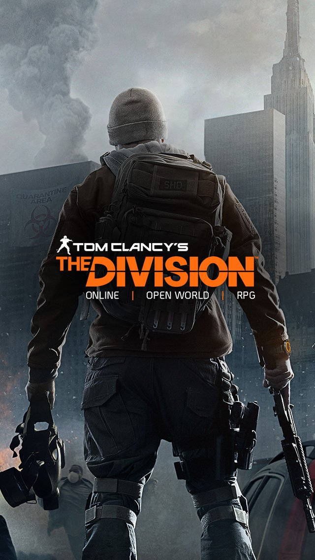 49 The Division Mobile Wallpaper On Wallpapersafari