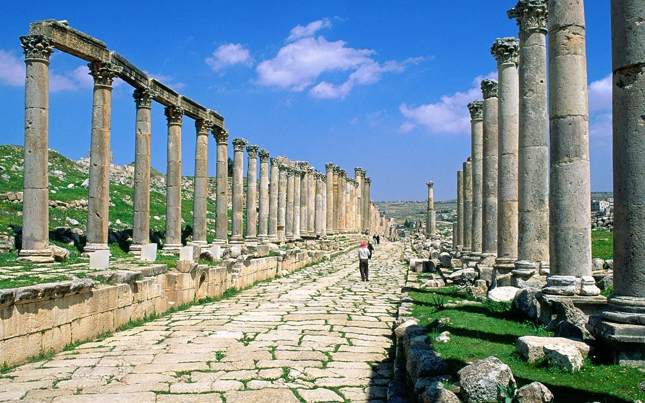 Ancient Architecture   Ancient History Wallpaper 9232151 1280x800