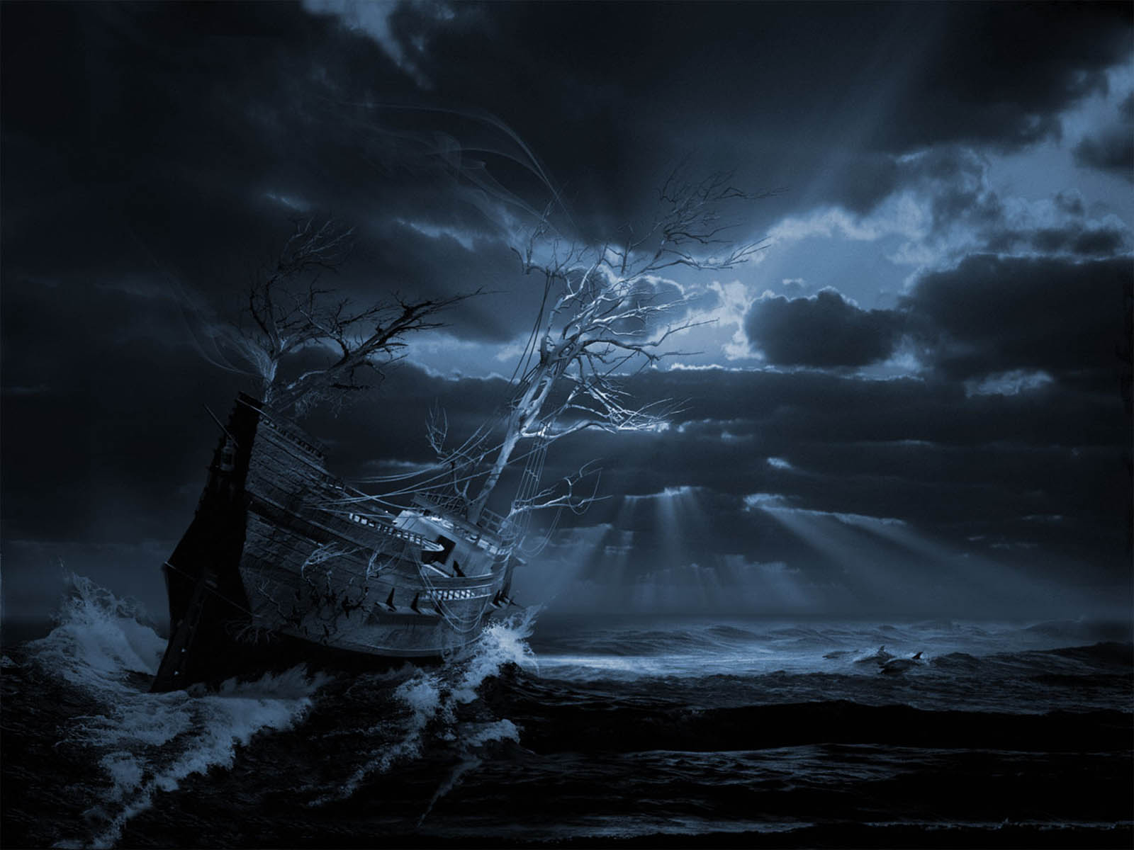 Tag Ghost Ship Wallpapers Images Photos Pictures and Backgrounds 1600x1200